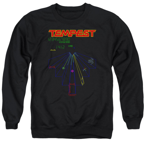 Image for Atari Crewneck - Tempest Screen