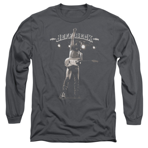 Image for Jeff Beck Long Sleeve Shirt - Guitar God