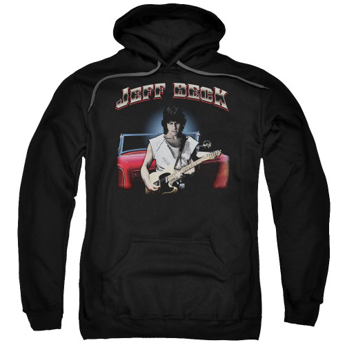 Image for Jeff Beck Hoodie - Jeff's Hotrod
