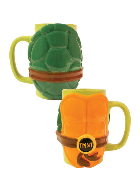 Image for Teenage Mutant Ninja Turtles Coffee Mug - Shell