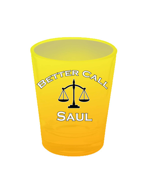 Image for Breaking Bad Shot Glass - Better Call Saul