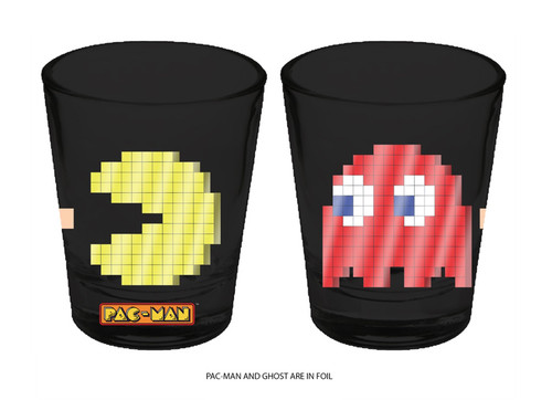 Image for Pacman Shot Glass - Chase