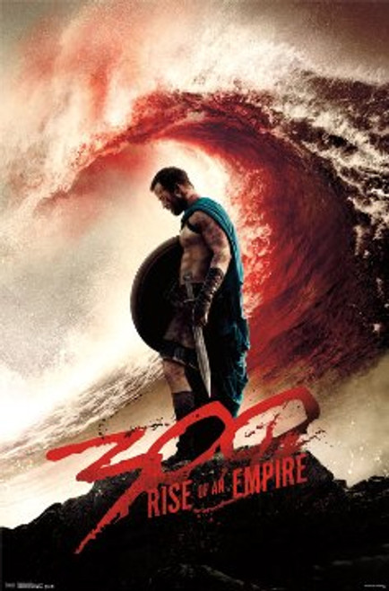 Image for 300 Poster - Rise of an Empire