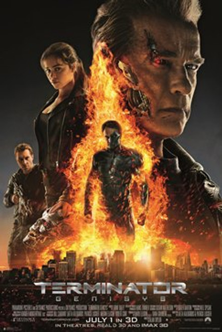 Image for The Terminator Poster - Genisys One Sheet