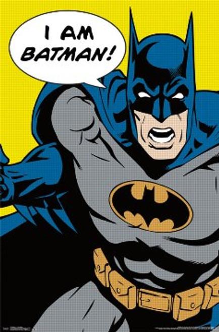 Image for Batman Poster - I Am Batman