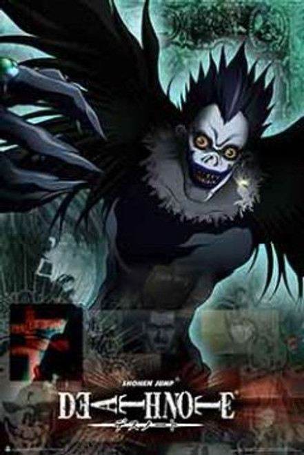 Image for Death Note Poster - Ryuk