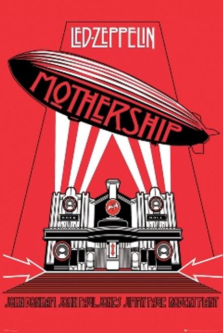 Image for Led Zeppelin Poster - Mothership