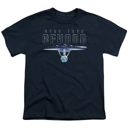 Image for Star Trek Beyond Youth T-Shirt - Enterprise