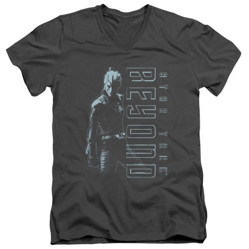 Image for Star Trek Beyond V Neck T-Shirt - Jaylah