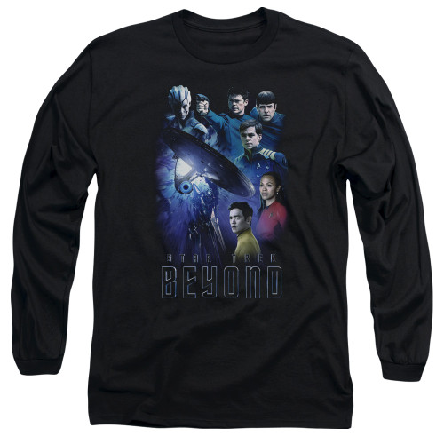 Image for Star Trek Beyond Long Sleeve Shirt - Cast