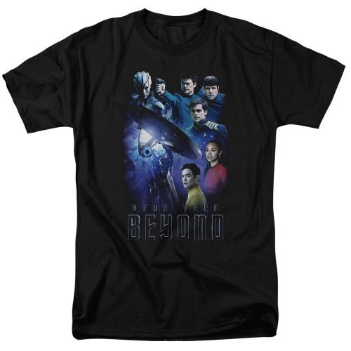 Image for Star Trek Beyond T-Shirt - Cast