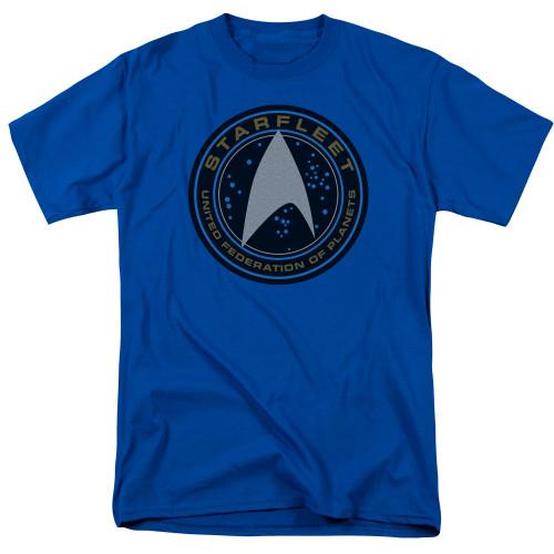 Image for Star Trek Beyond T-Shirt - Starfleet Patch
