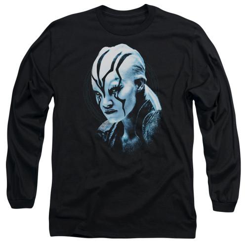 Image for Star Trek Beyond Long Sleeve Shirt - Jaylah Burst