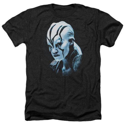 Image for Star Trek Beyond Heather T-Shirt - Jaylah Burst