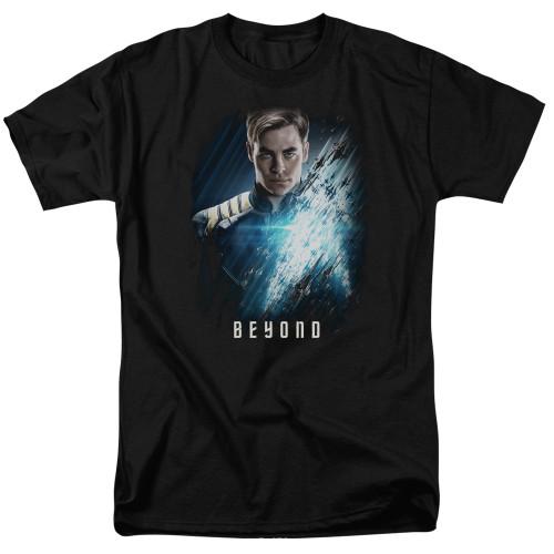 Image for Star Trek Beyond T-Shirt - Kirk Poster
