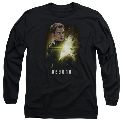 Image for Star Trek Beyond Long Sleeve Shirt - Checkov Poster