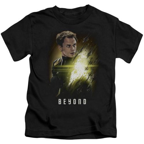 Image for Star Trek Beyond Kids T-Shirt - Checkov Poster