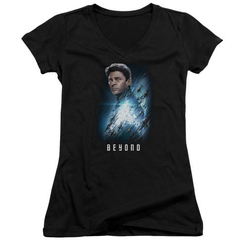 Image for Star Trek Beyond Girls V Neck - Bones Poster
