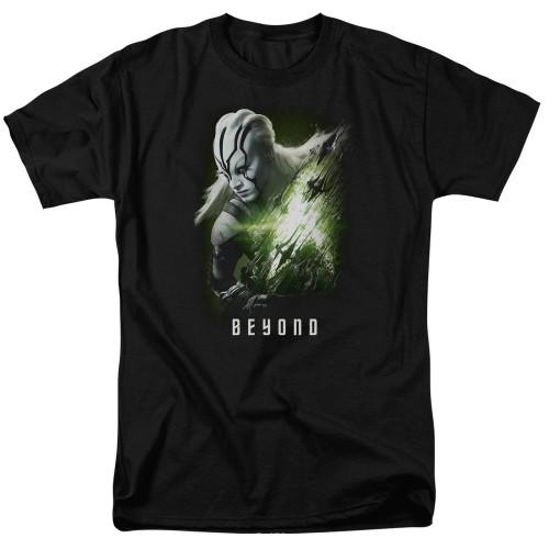 Image for Star Trek Beyond T-Shirt - Jaylah Poster