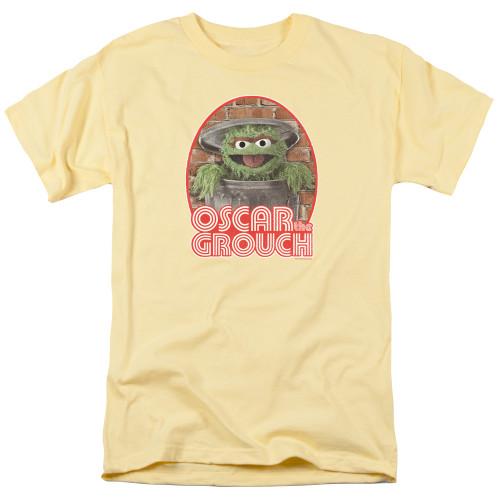 Image for Sesame Street T-Shirt - Oscar the Grouch