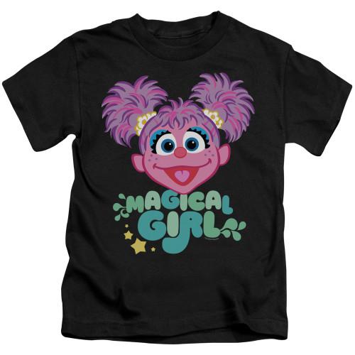Image for Sesame Street Kids T-Shirt - Magical Girl