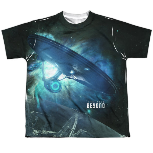 Image for Star Trek Beyond Youth T-Shirt - Out There