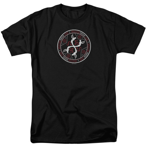 Image for American Horror Story T-Shirt - Coven Serpent Sigel