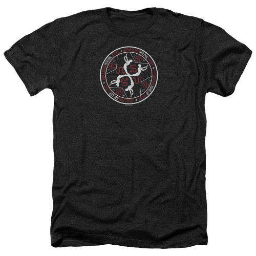 Image for American Horror Story Heather T-Shirt - Coven Serpent Sigel