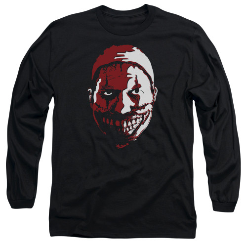 Image for American Horror Story Long Sleeve Shirt - the Clown