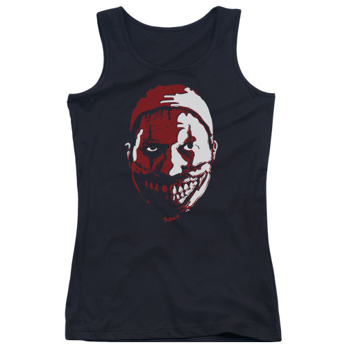 Image for American Horror Story Girls Tank Top - the Clown