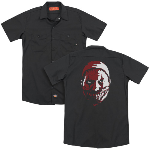 Image for American Horror Story Dickies Work Shirt - the Clown