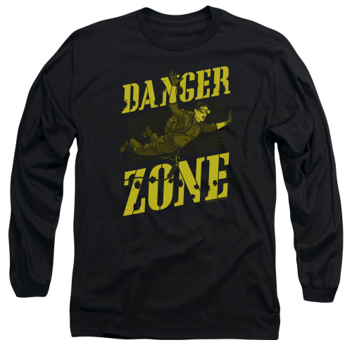 Image for Archer Long Sleeve Shirt - Leap of Faith