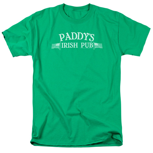 Image for It's Always Sunny in Philadelphia T-Shirt - Paddy's Logo