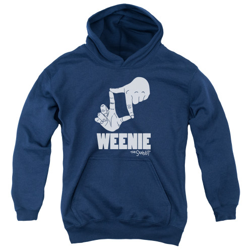 Image for The Sandlot Youth Hoodie - L7 Weenie