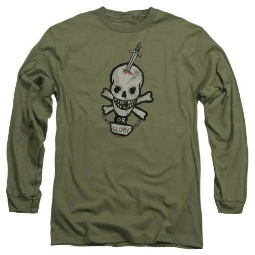 Image for Alien Long Sleeve Shirt - Death or Glory