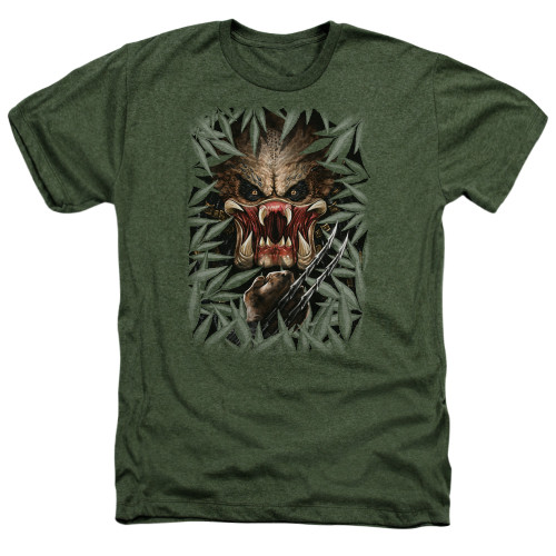 Image for Predator Heather T-Shirt - Hidden Threat