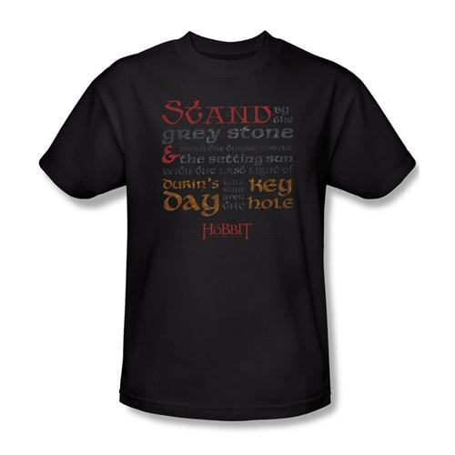 Image Closeup for The Hobbit Desolation of Smaug Keyhole T-Shirt