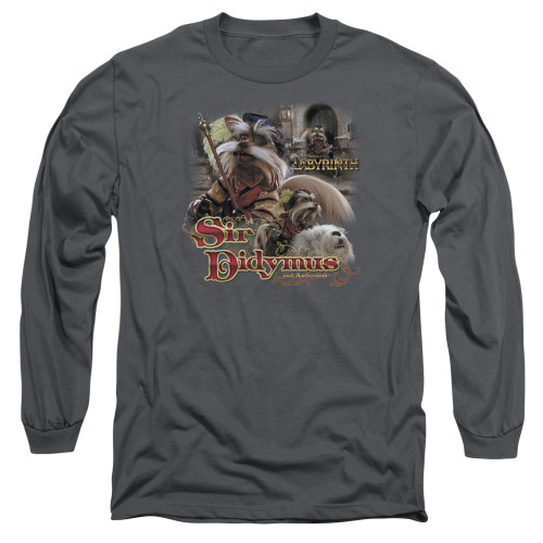 Image for Labyrinth Long Sleeve Shirt - Sir Didymus