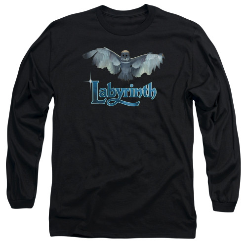 Image for Labyrinth Long Sleeve Shirt - Title Sequence