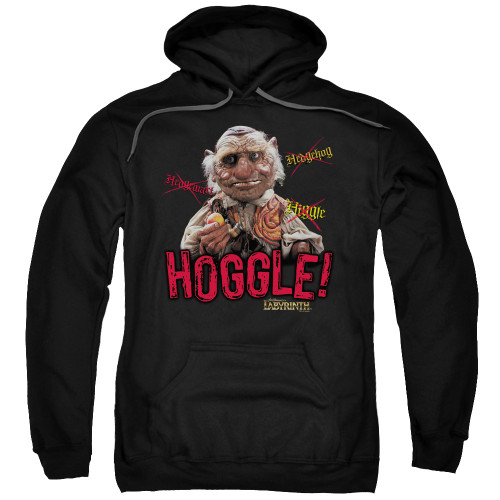 Image for Labyrinth Hoodie - Hoggle