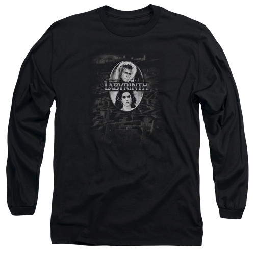 Image for Labyrinth Long Sleeve Shirt - Maze
