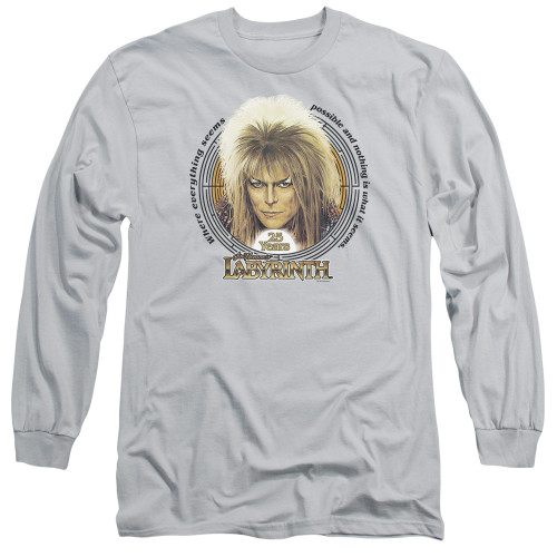 Image for Labyrinth Long Sleeve Shirt - 25 Years