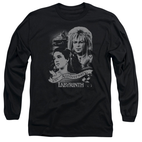 Image for Labyrinth Long Sleeve Shirt - Anniverary