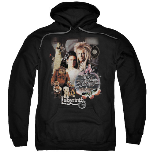 Image for Labyrinth Hoodie - 25 Years of Magic