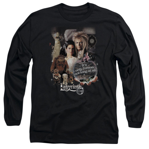 Image for Labyrinth Long Sleeve Shirt - 25 Years of Magic
