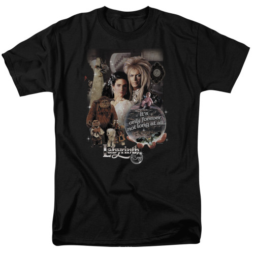 Image for Labyrinth T-Shirt - 25 Years of Magic