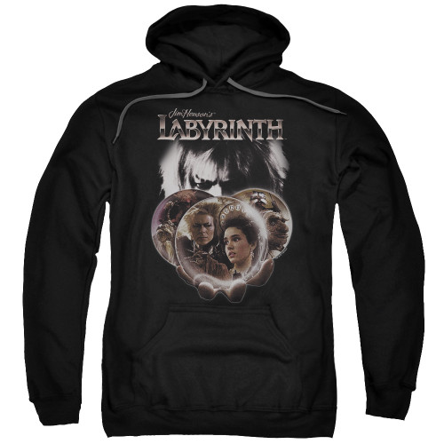 Image for Labyrinth Hoodie - Globes