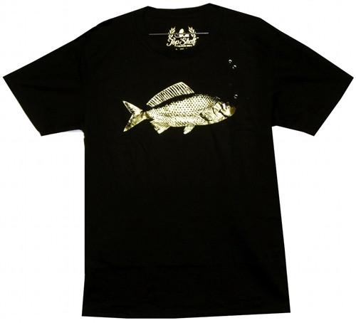 Image Closeup for Goldfish T-Shirt