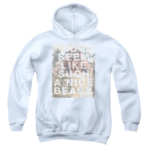 Image for Labyrinth Youth Hoodie - Nice Beast
