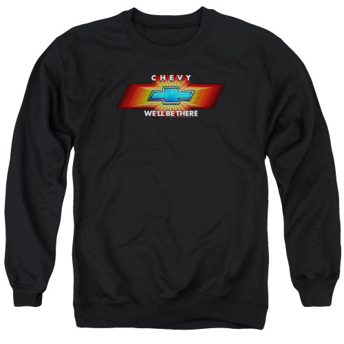 Image for General Motors Crewneck - We'll Be There TV Spot